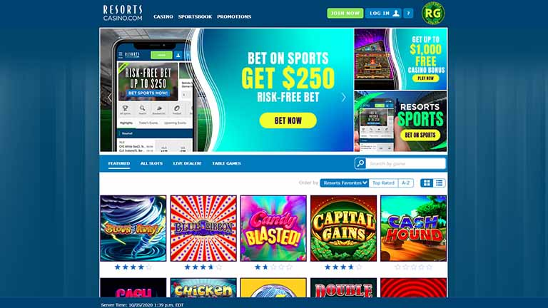 resorts casino review